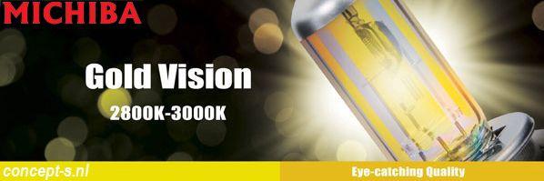 Gold Vision 2800k - 3000k