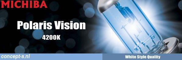Polaris Vision 4200k lampen