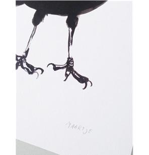 Merel poster A4*