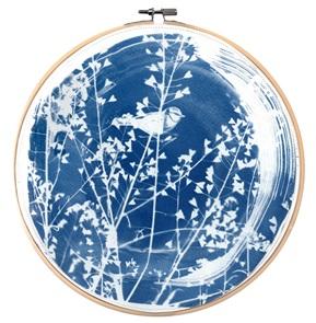 SOLD Blue bird XL Artwork B