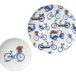 Plate Dutch Bikes L