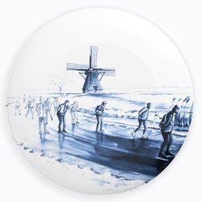 Plate Winter