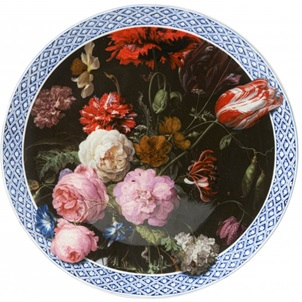 Bord Stilleven bloemen