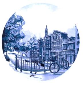 Bord Amsterdam
