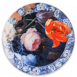 Plate Flowers of the Golden Age M