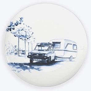 Plate Caravan