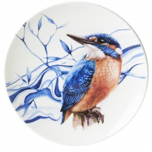 Plate Kingfisher