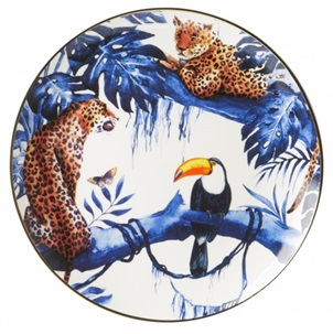Plate In the jungle