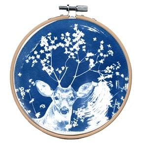 Blue deer L Artwork C