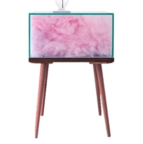 Cotton-Candy side table