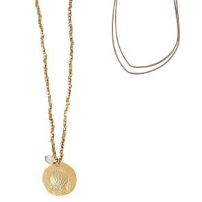 Daydream necklace Citrine*