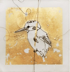 SOLD Artwork Birds K