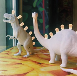Jurassic lamp Rex