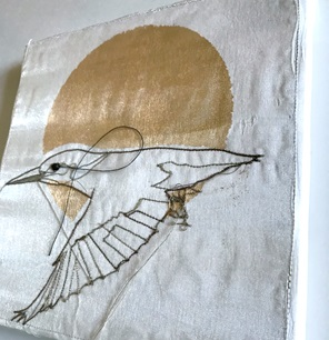 Kunstwerkje Birds K