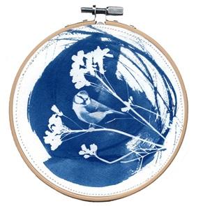 Blue bird M Artwork K