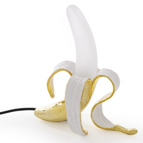 Louie Banana lamp