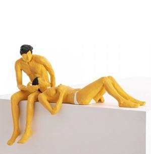 Love Is a Verb Jean Claude en Jacqueline