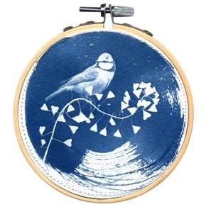 Blue bird M Kunstwerkje M
