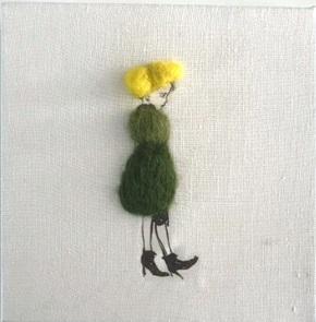 VERKOCHT My Girl Yellow Green