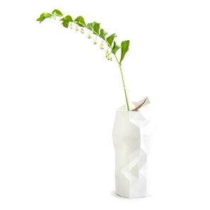 Paper Vase white