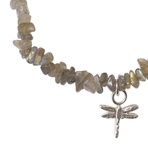 Power armband Labradorite*