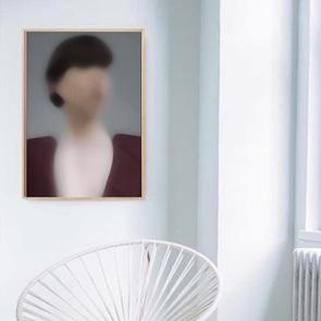 Art print Portrait D