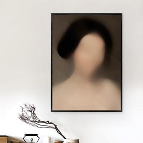 Kunst print Portret H