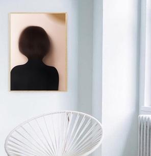 Kunst print Portret S