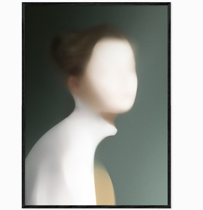 Kunst print Portret U