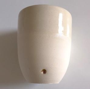Cirkel cup white