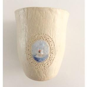 Cup Seascape