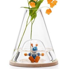 Bell-Jar vase