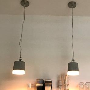Betonlamp