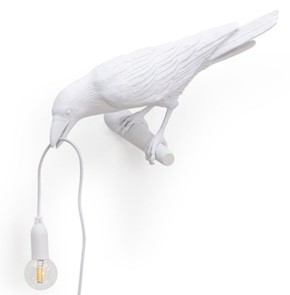 Vogel-lamp looking wit