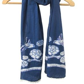 Blue Bird shawl*