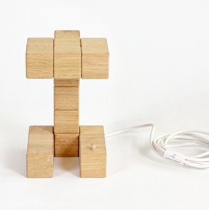 Blocks lamp
