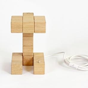 Blocks lamp