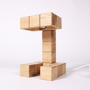 Blocks tablelamp