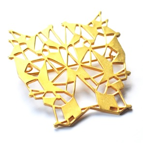 Broche Mad-Flower 3