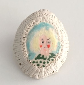Brooch Girl