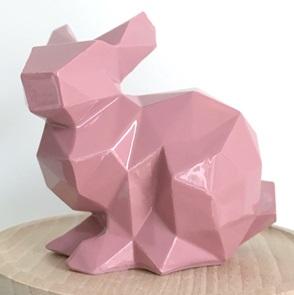 Porcelain bunny Cherry