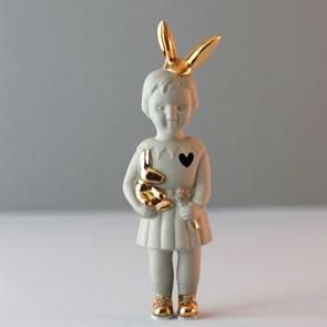 doll Bunny Grey