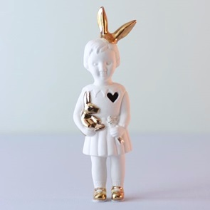 doll Bunny White