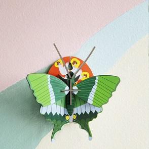 Butterfly wallobject