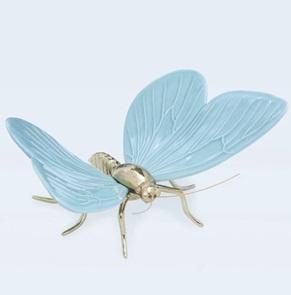 Vlinder Blauw