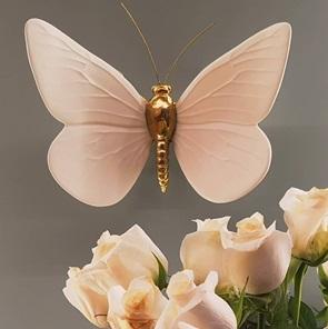 Vlinder Wit