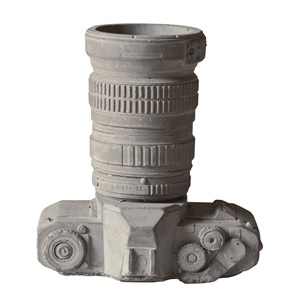 Camera object concrete