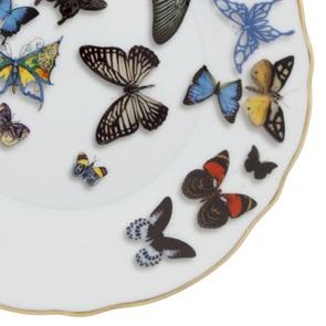 Plate Butterflies S