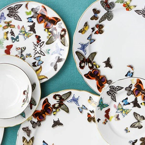 Plate Butterflies Large