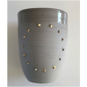 Cirkel cup grey
